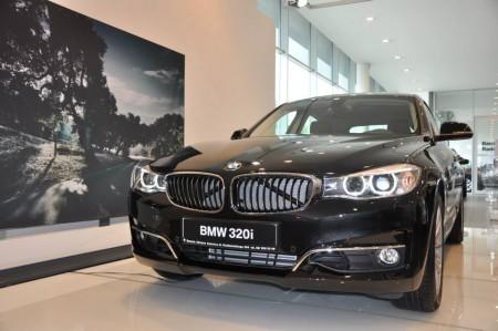 BMW części wydajności
